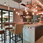 glazen deur, Solarlux, exclusief, luxe, villa, gietvloer