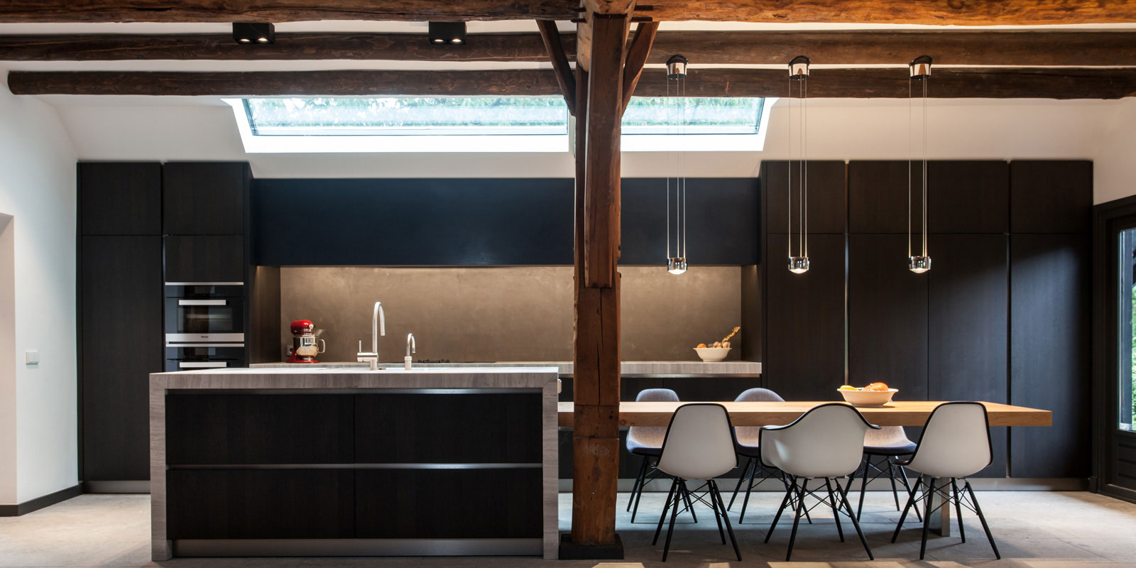 Grote keuken, Culimaat, Bob Manders, The art of living