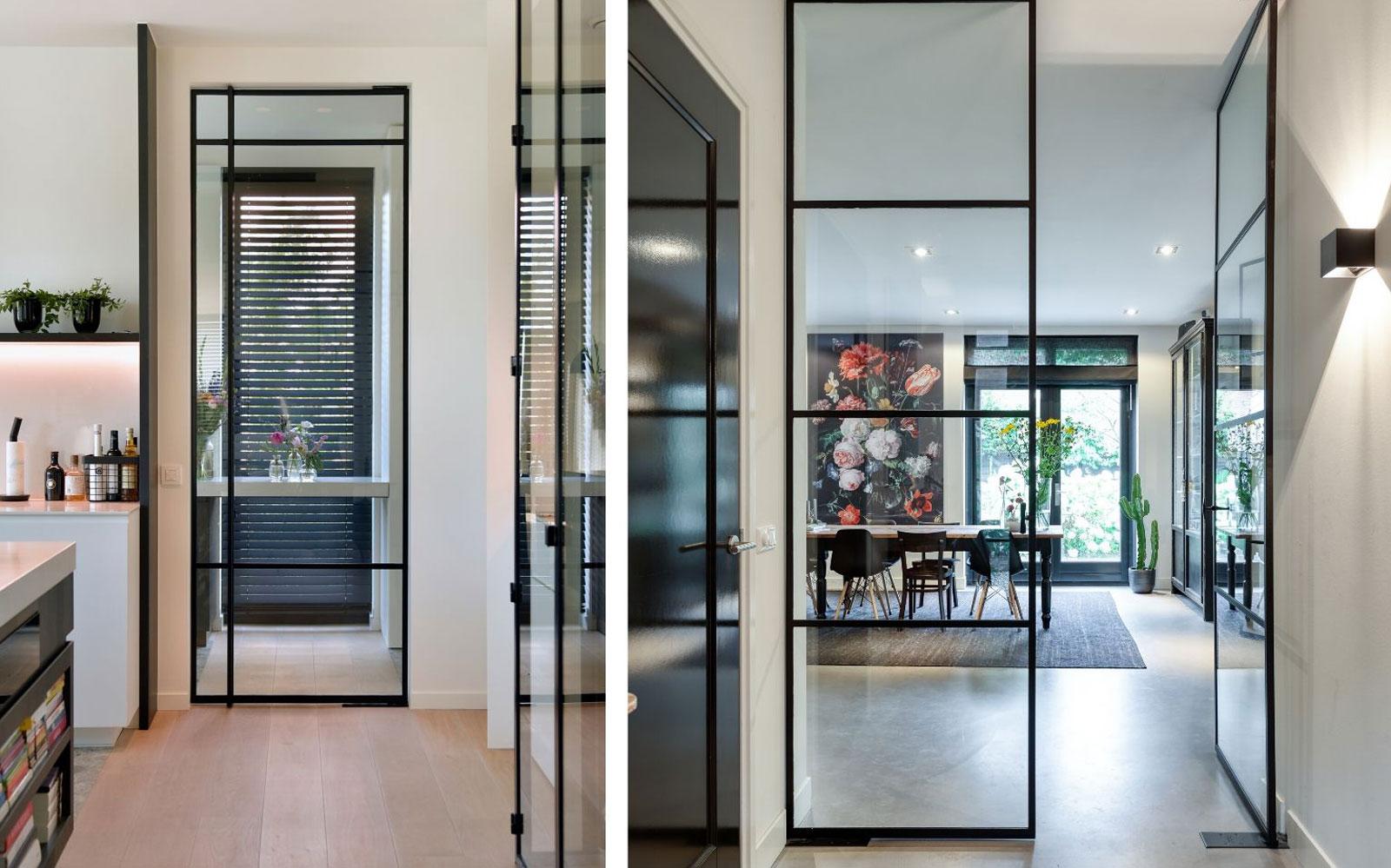 Industerieel interieur, StalenDeurenHuys, the art of living