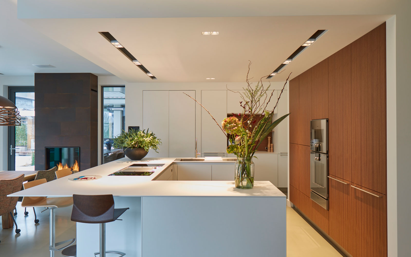 Keuken ontwerpen, bulthaup, Wolfs Architecten, the art of living