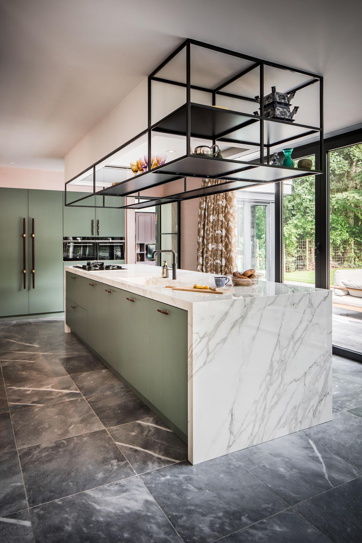 keukeninspiratie, Neolith, keramische tegels, natuursteen