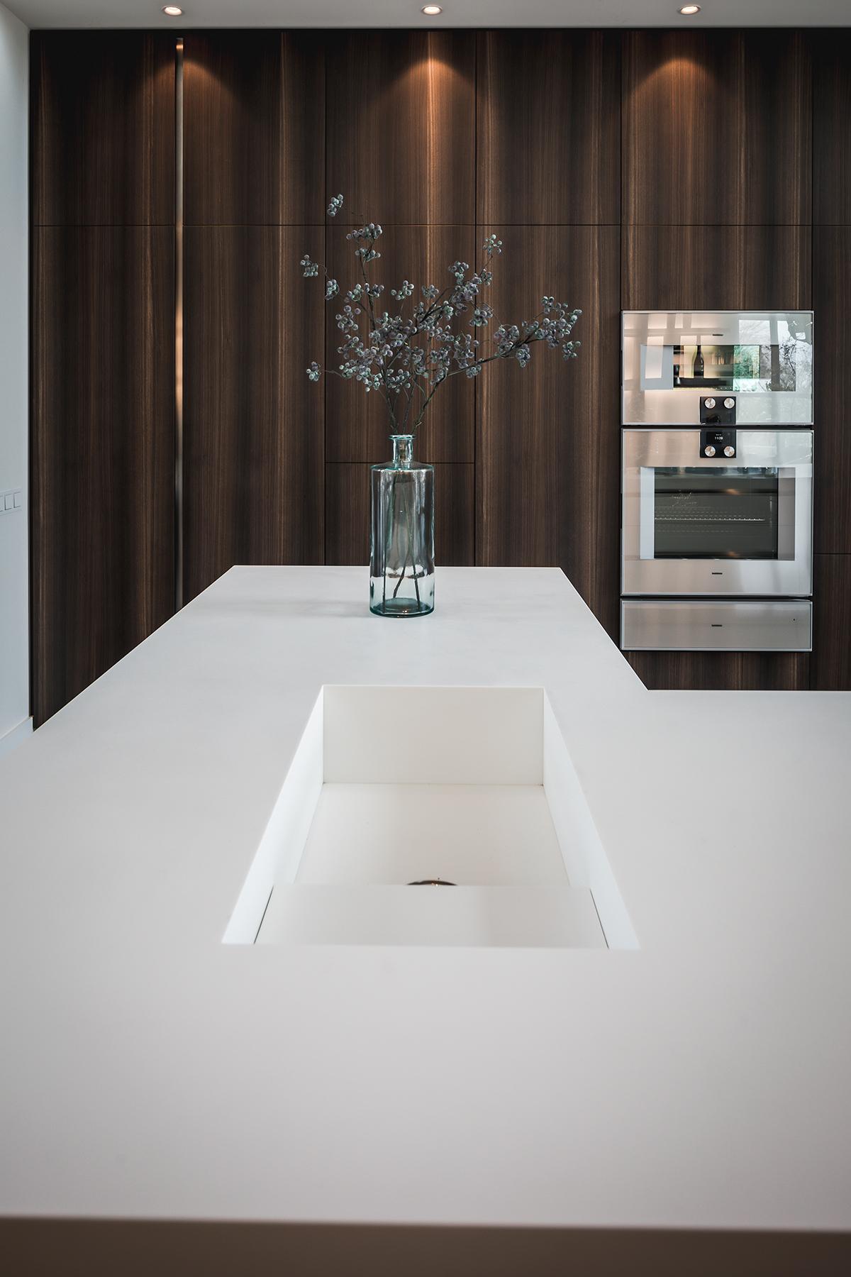 Keuken, Keukenapparatuur, Strak, Modern, Kitchen