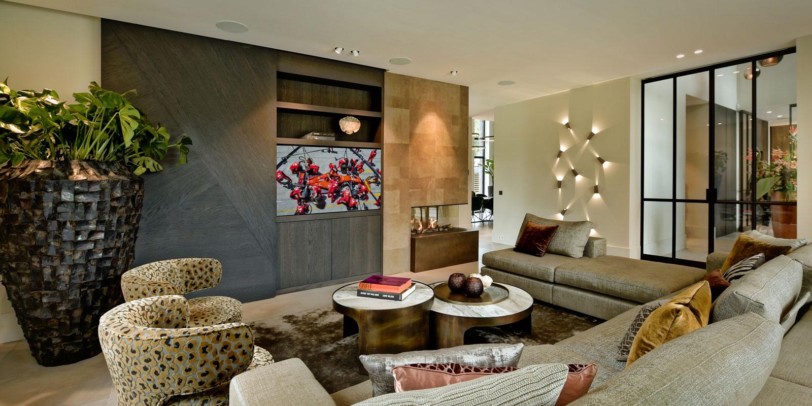 Luxe interieur, alphenberg, Marco van Veldhuizen, the art of living