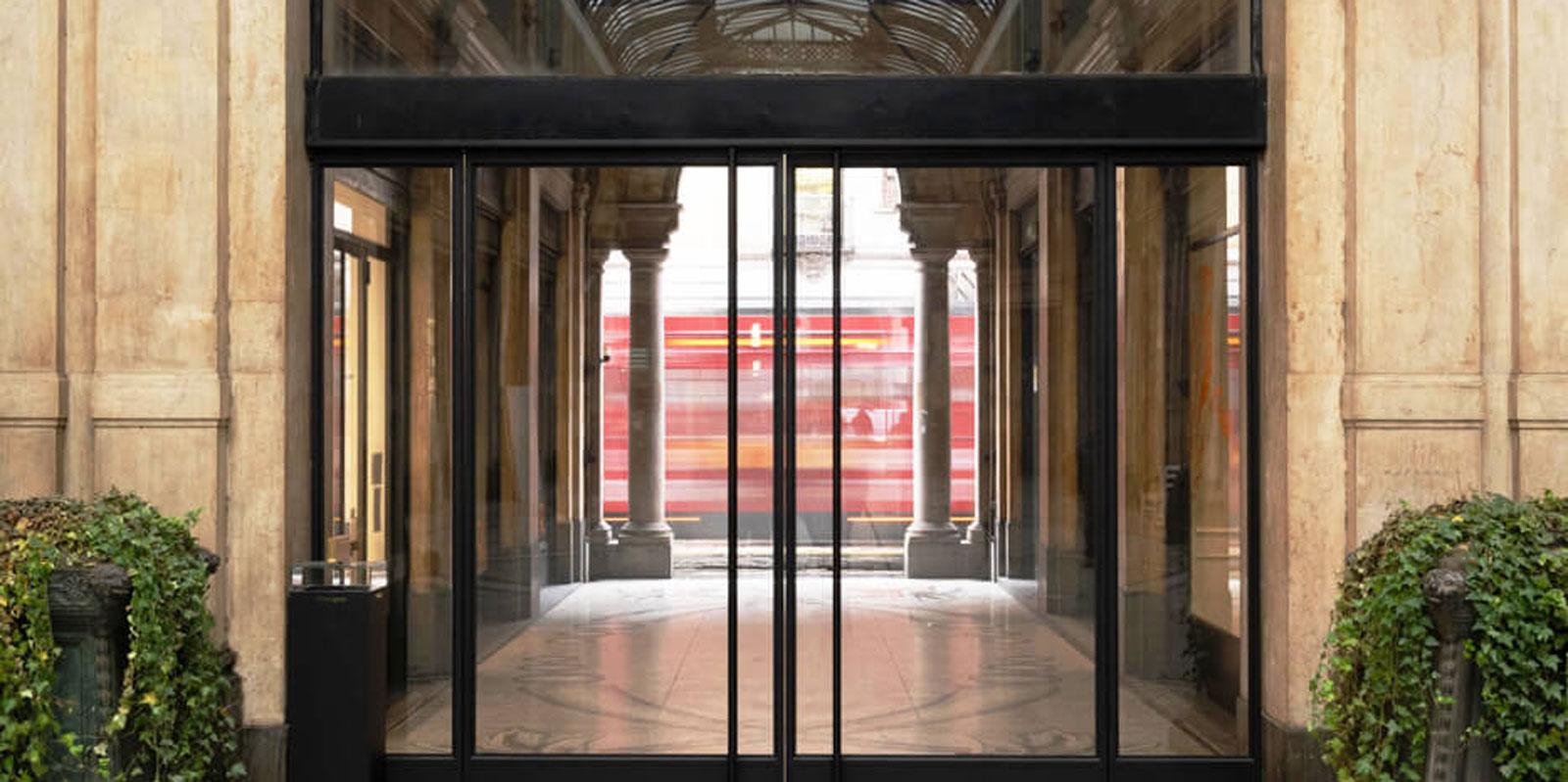 Openslaande deuren, De Rooy Metaaldesign, Stalen deuren