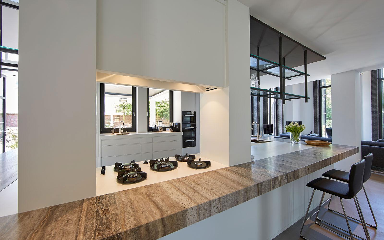 Strakke keuken, Culimaat, Bob Manders, the art of living