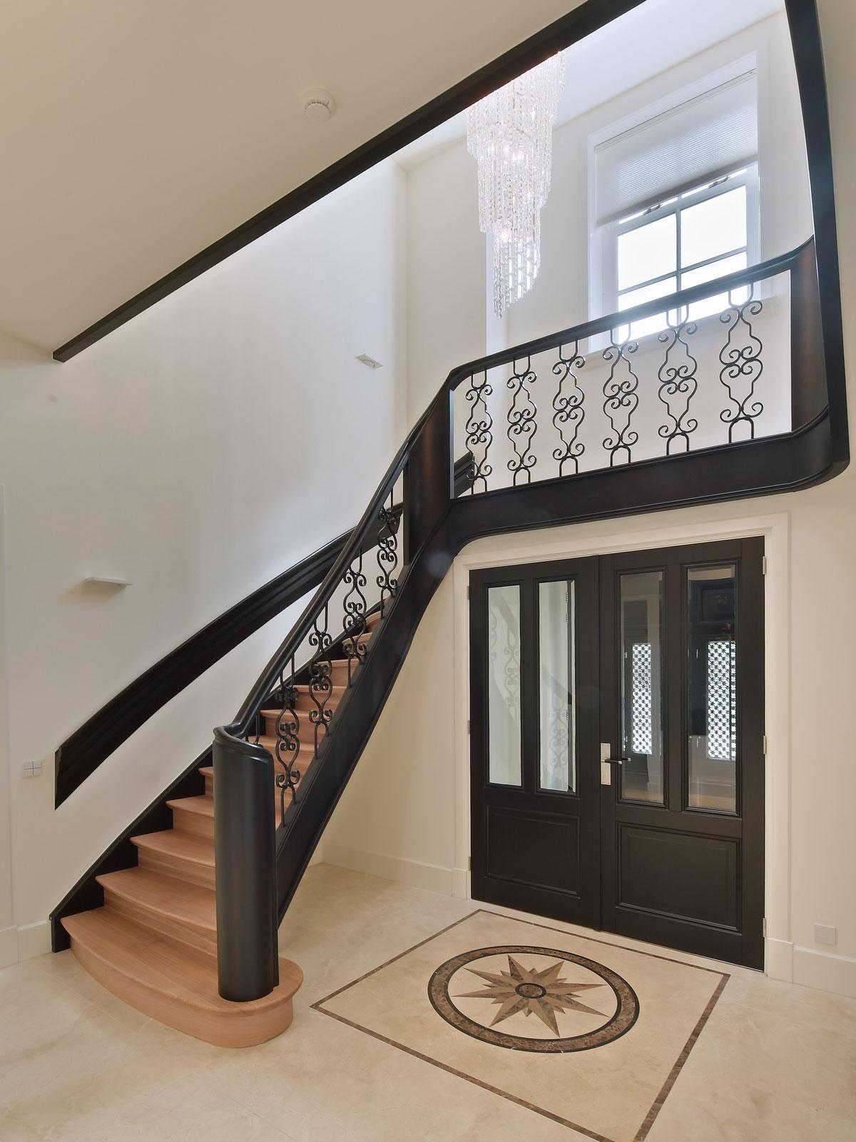trap op maat, van bruchem staircases, trap, houten trap, trapleuning