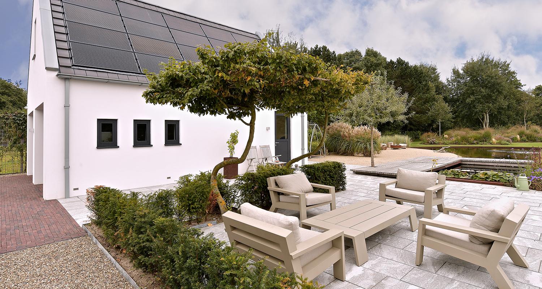 Loungemeubelen, Buitenmeubilair, Tuin loungeset, Design tuinmeubels, Borek, Tuinmeubelen