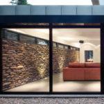 vouwwand, Solarlux, glazen wand, exclusief, luxe, duinvilla