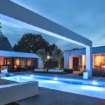 zwembad in de tuin, VSB Wellness, zwembad, luxe, tuindesign, wellness, ontspanning
