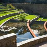 Tuinproject Zeist, natuurgevelsteen, gevelbekleding