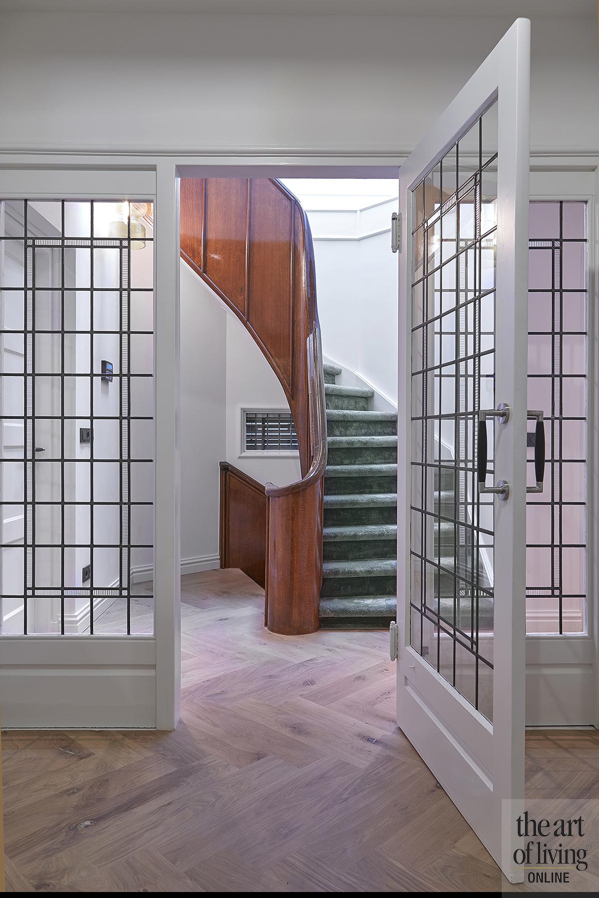 klassiek moder, BTTB Helmig, villa, transformatie, luxueus