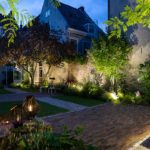 in-lite outdoor lighting, buitenverlichting, moderne tuin