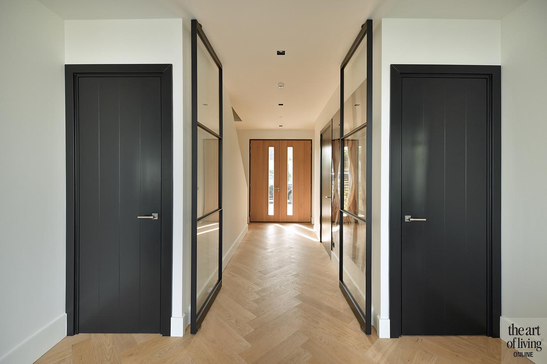 modern, Habe bouwen in stijl, eve architecten, droomhuis, landelijk