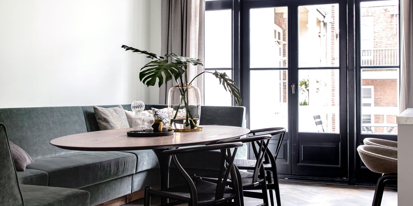 open woning, clairz interior design, modern, luxe