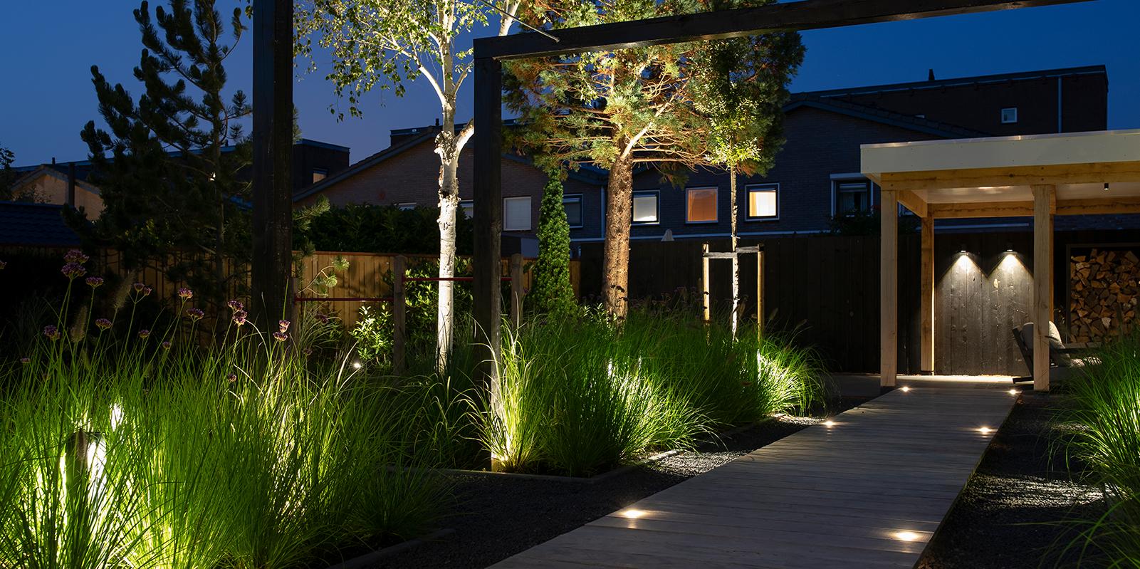 in-lite outdoor lighting, buitenverlichting, sfeerverlichting