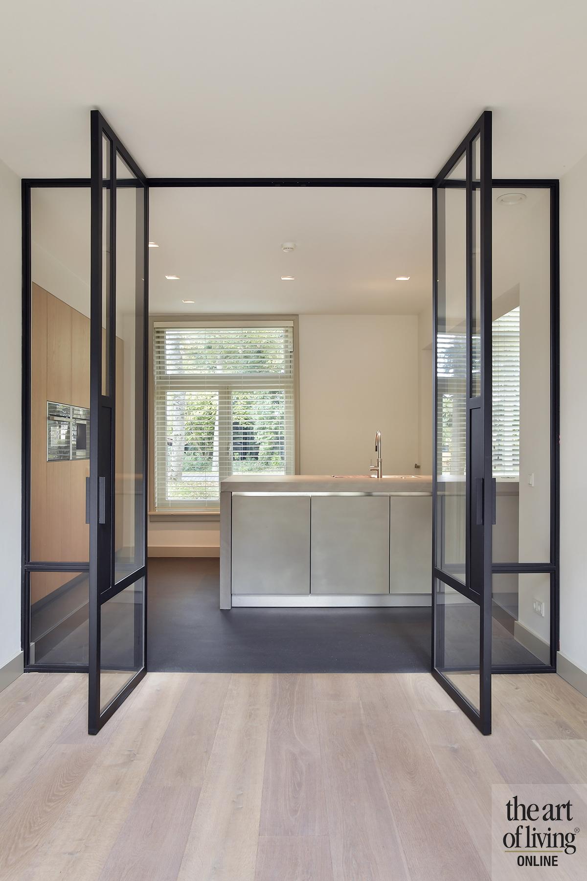 warm interieur, hilberinkbosch architecten, modern, monumentaal pand