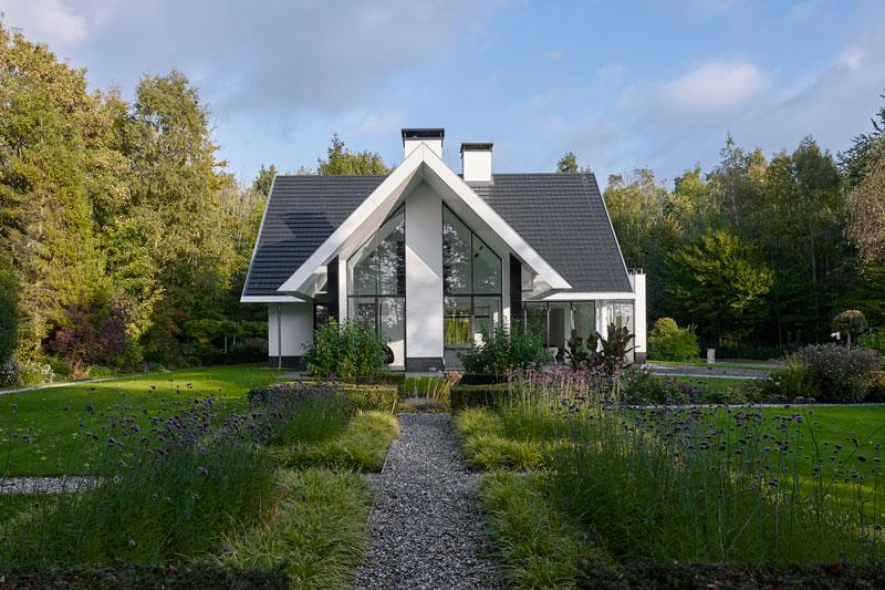 H2W Architecten, minimalistisch, modern