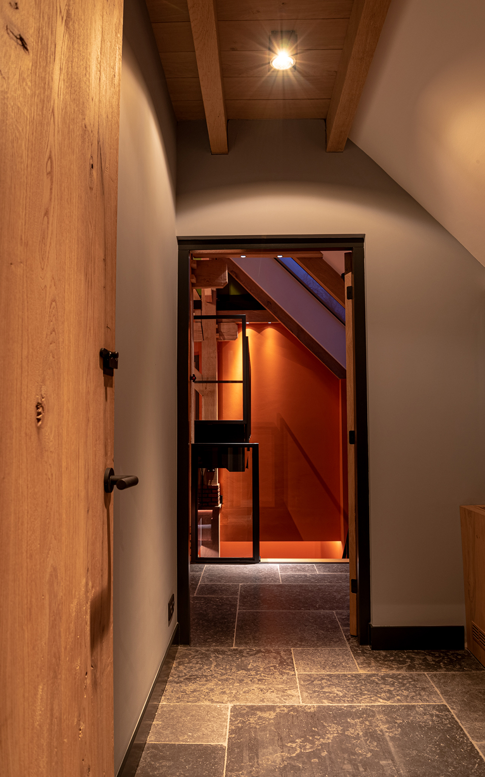 Moresenz, Morelight, gemakkelijk domotica systeem, eigen interieur