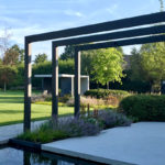 De mooiste meters van de tuin, Aluminium Pergola, aluminium