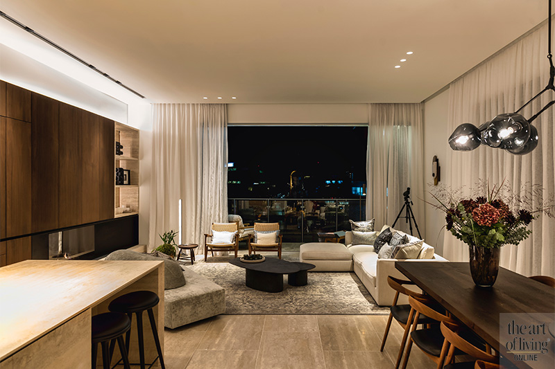 Luxe penthouse, Dieter Vander Velpen Architects, interieurdesign