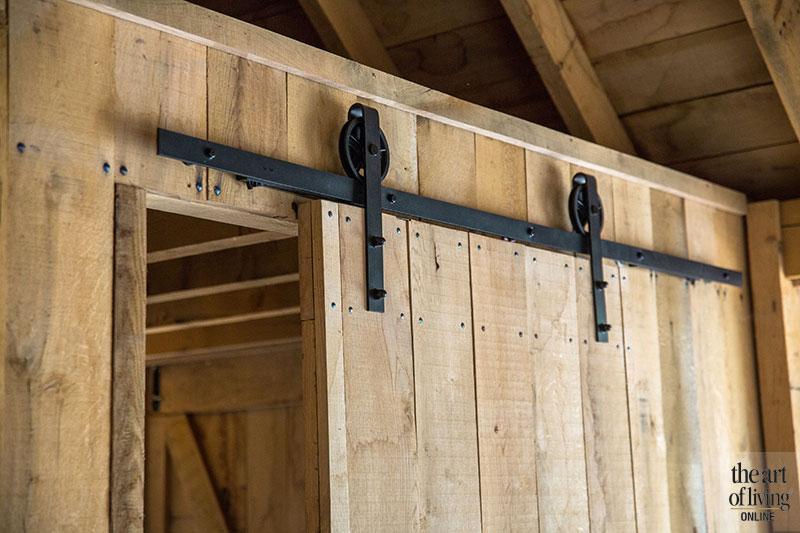 Bijzondere bijgebouwen, Hout & Living, hout