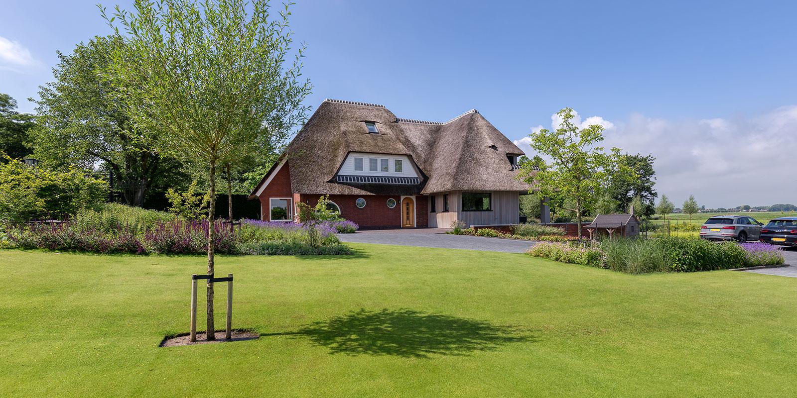 Uw ideale tuin, Hoveniersbedrijf Van Rosmalen, tuinprojecten