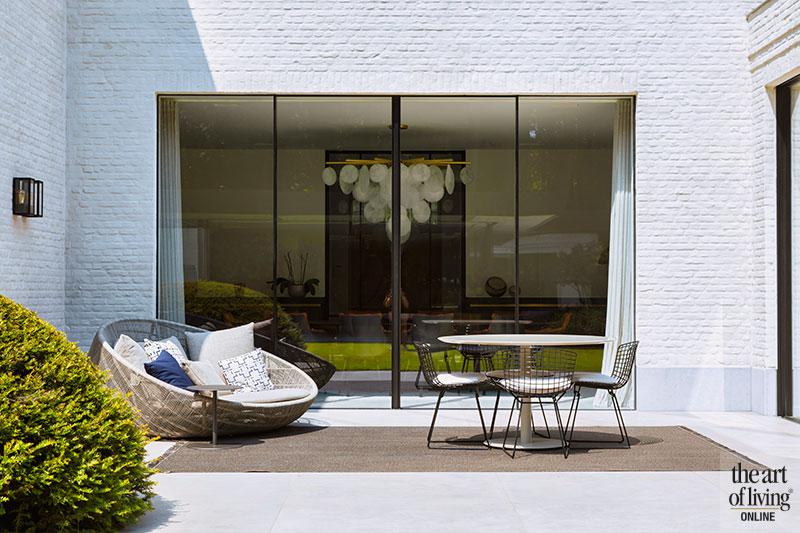 Kempische villa met natuurlijke uitstraling, Mieke van Herck, architectuur