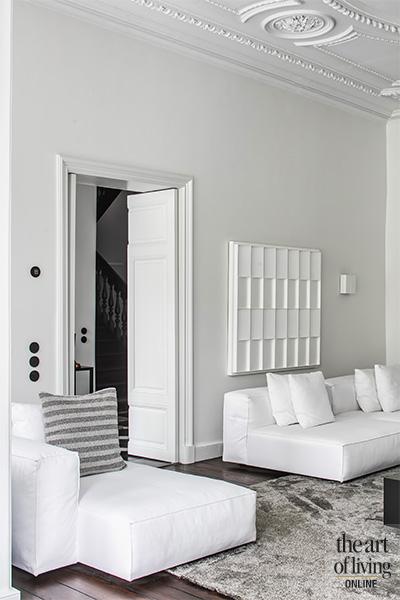 strak en authentiek, niels maier, zwart wit, minimalistisch, wit, zwart