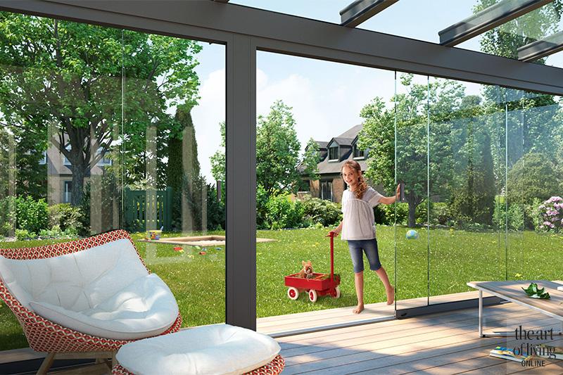 Hoogwaardige terrasproducten, weinor, buitenmeubilair