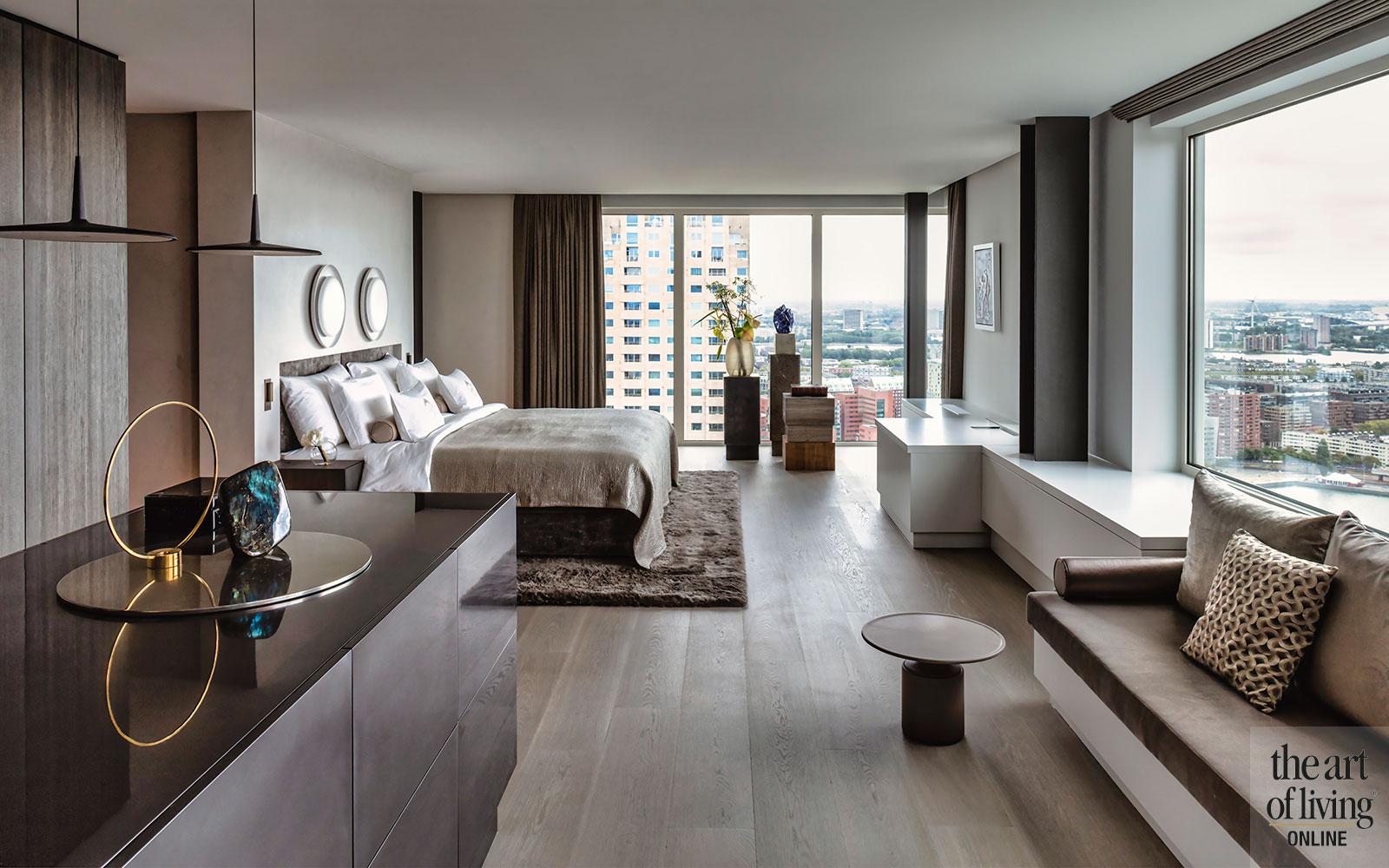 Strak interieur, Piet Boon, interieurdesign