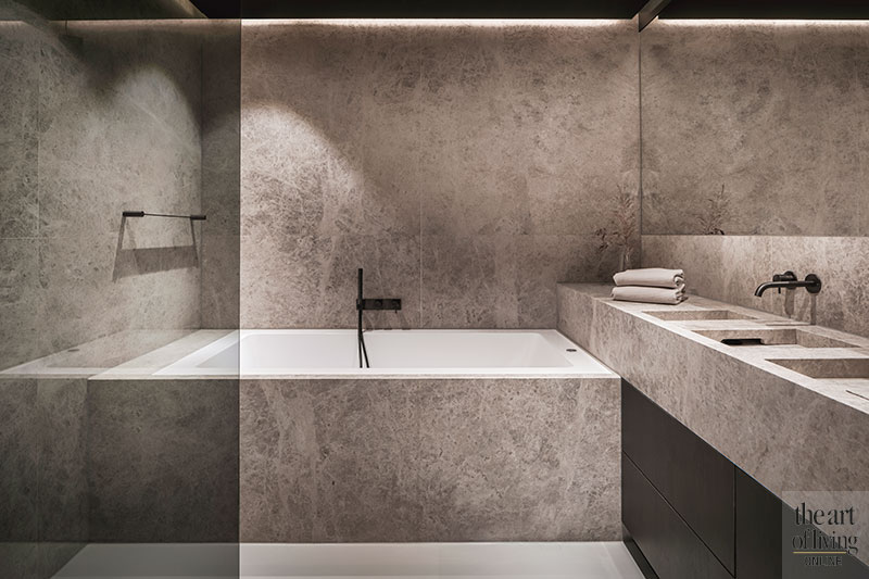 Stijlvol penthouse met maatwerk interieur, Studio Mariska Jagt, luxe, interieurdesign