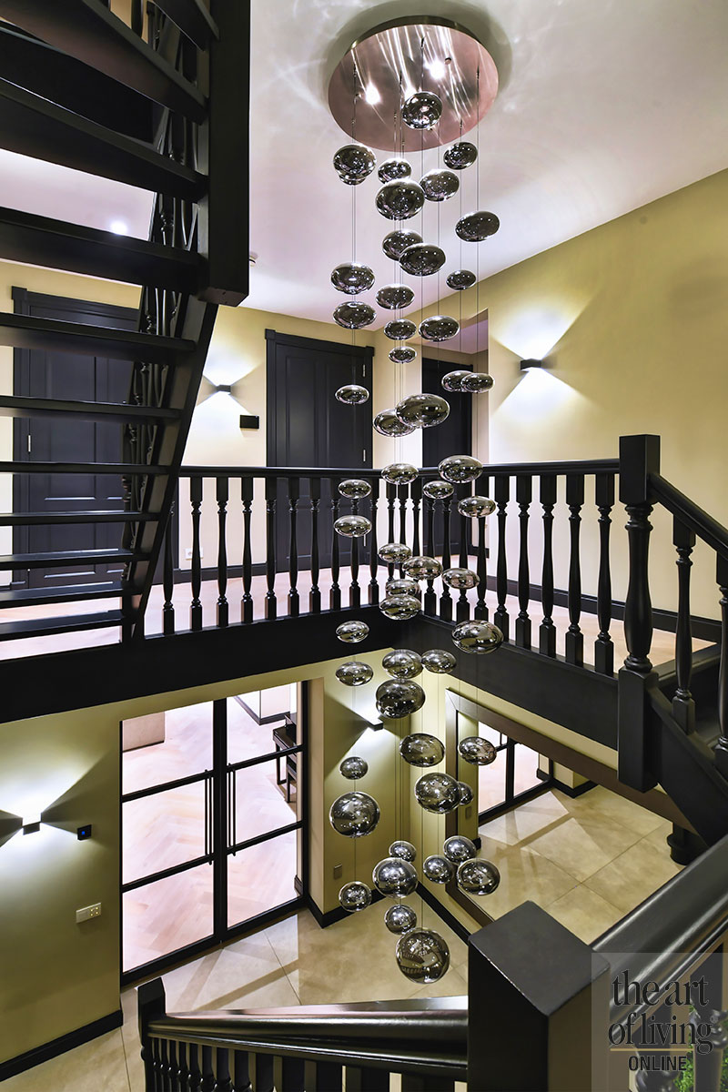 Adembenemende villa met contrastrijk interieur, Thomas de Gier