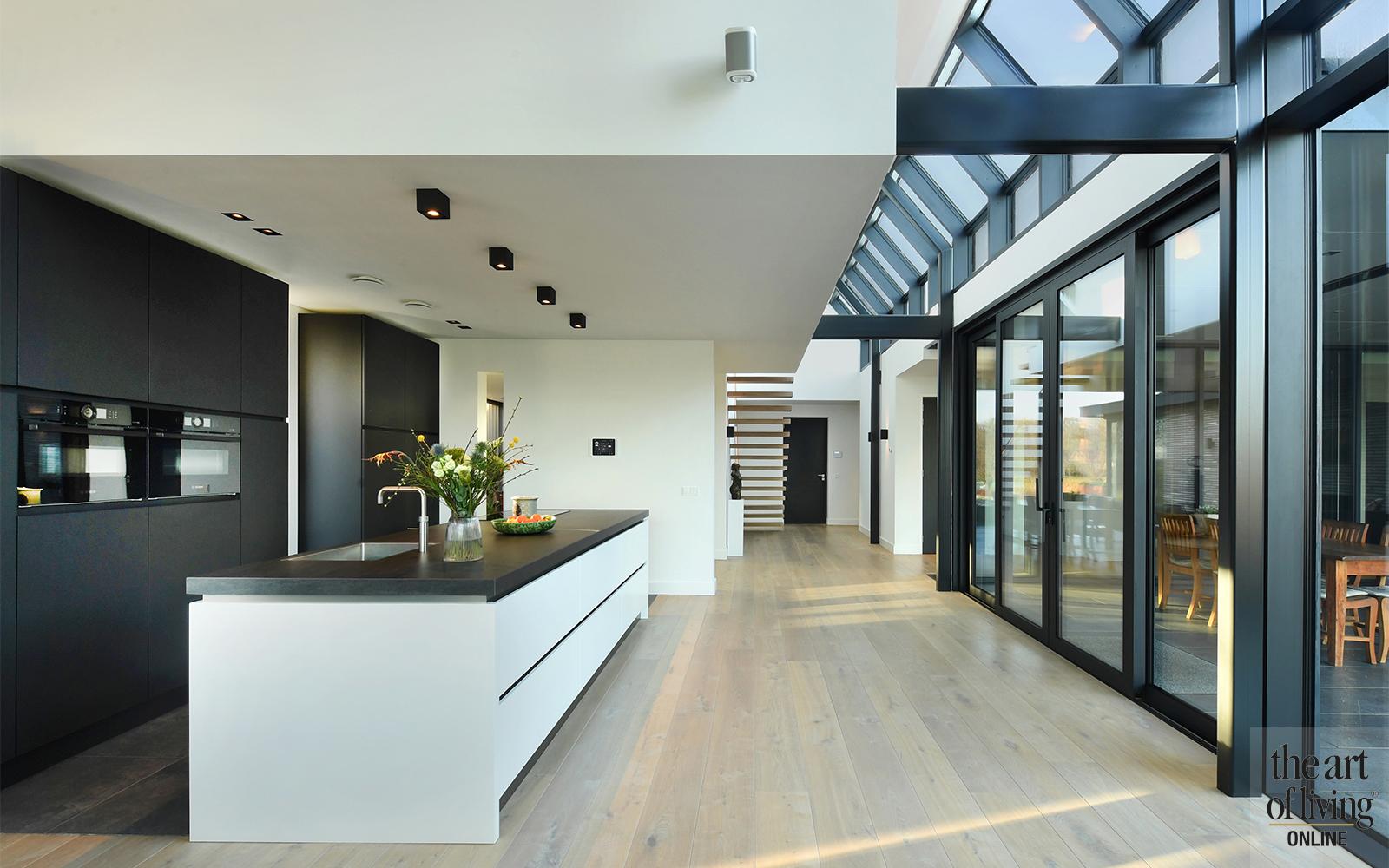 villa, uitzicht, landelijk, LENZ Architecten, Marco Daverveld, Tijssen Elektrotechniek
