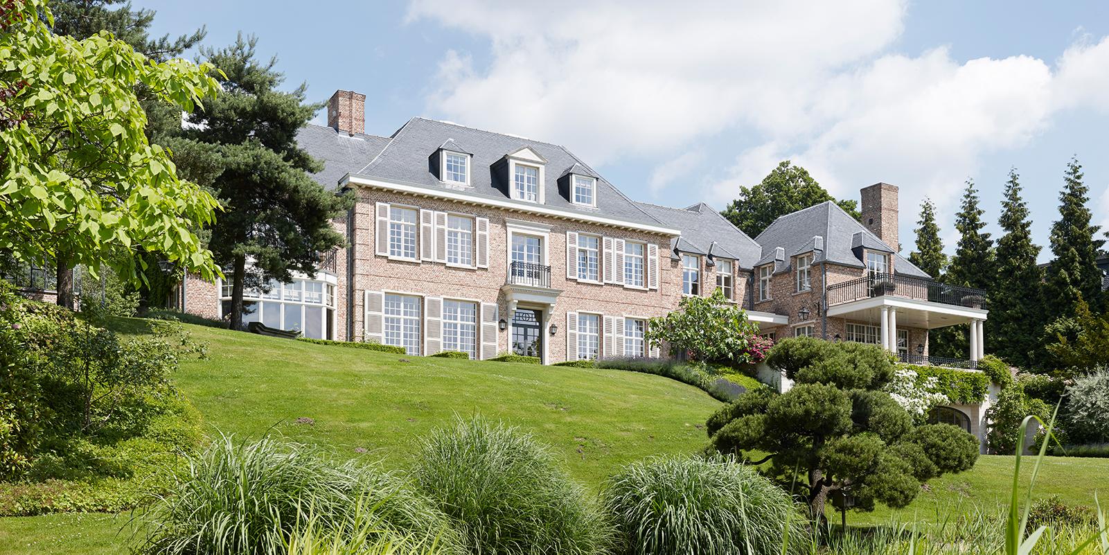 Klassieke villa, luxe, Vlassak Verhulst