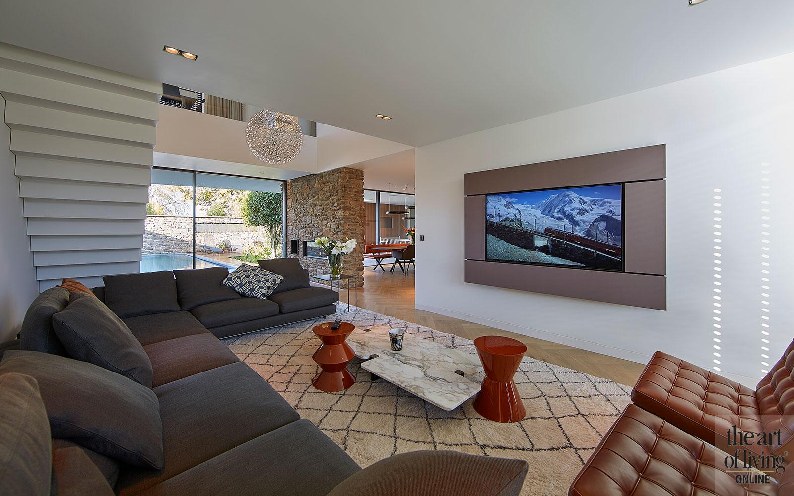 Design interieur, modern, landelijk