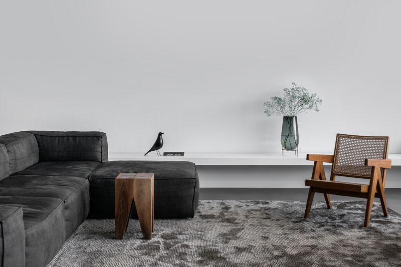 Niels Maier, strak, minimalistisch