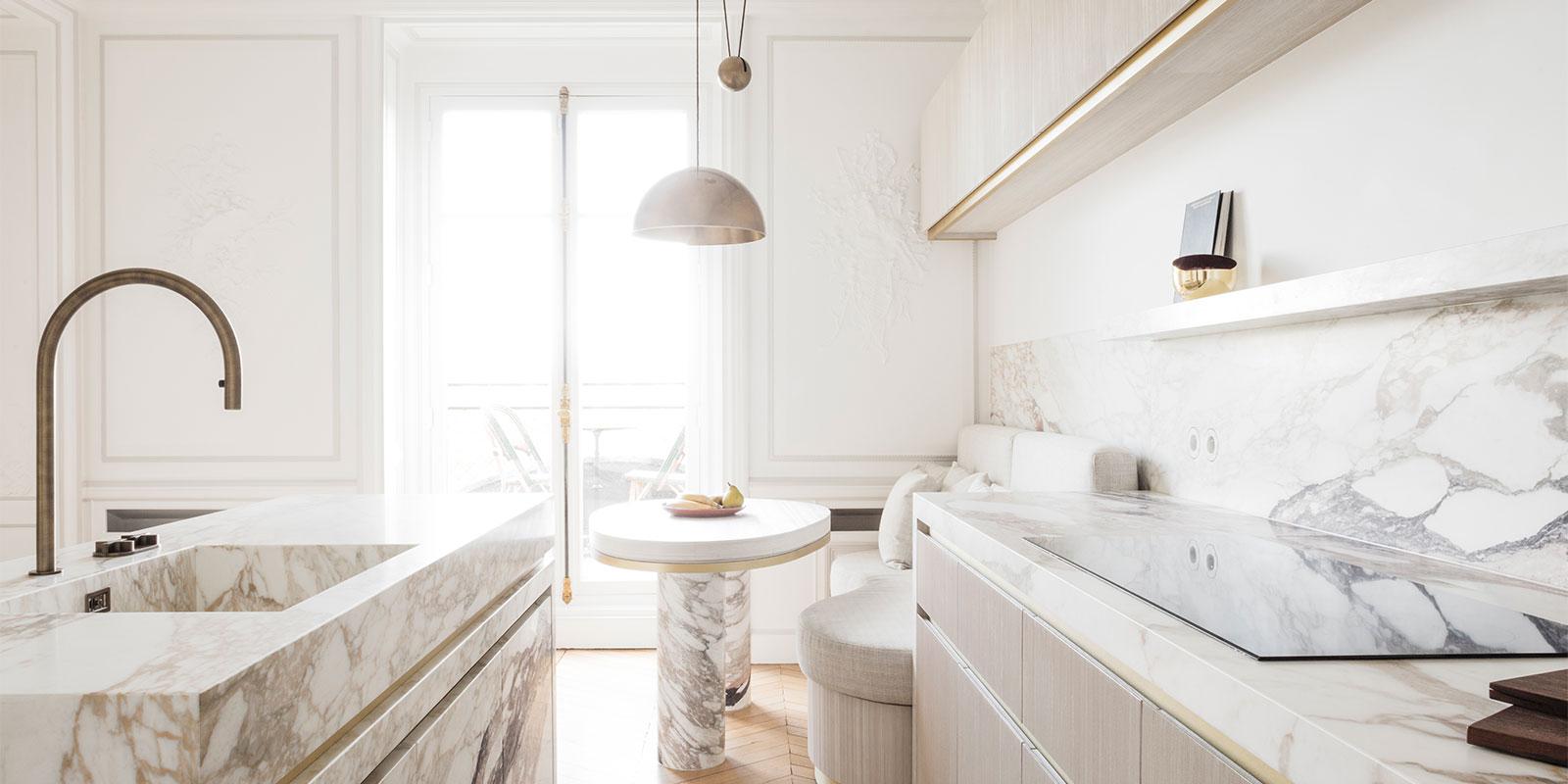 Signature keukens van Obumex, Obumex, maatwerk keukens, wit