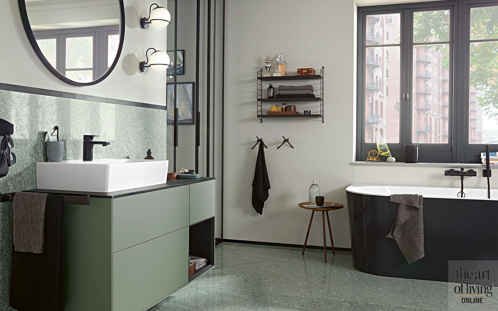 urban look, villeroy & boch, badkamers, badkamerinspiratie, urban, modern