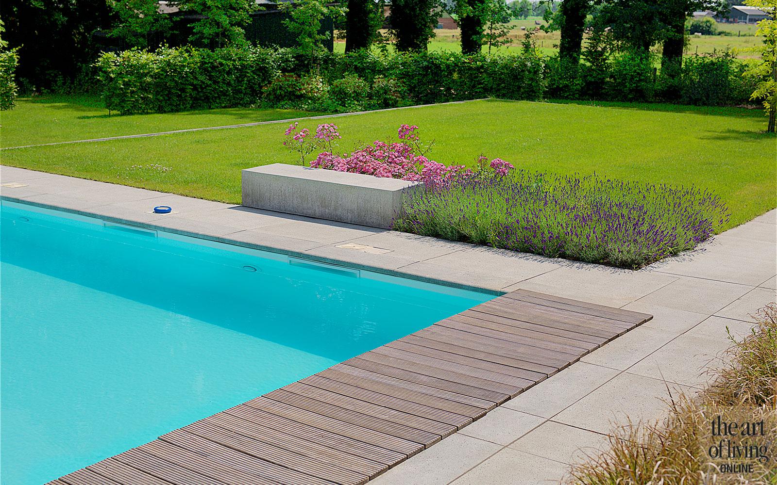 landelijke tuin, schellevis beton, tuininspiriatie, landelijk