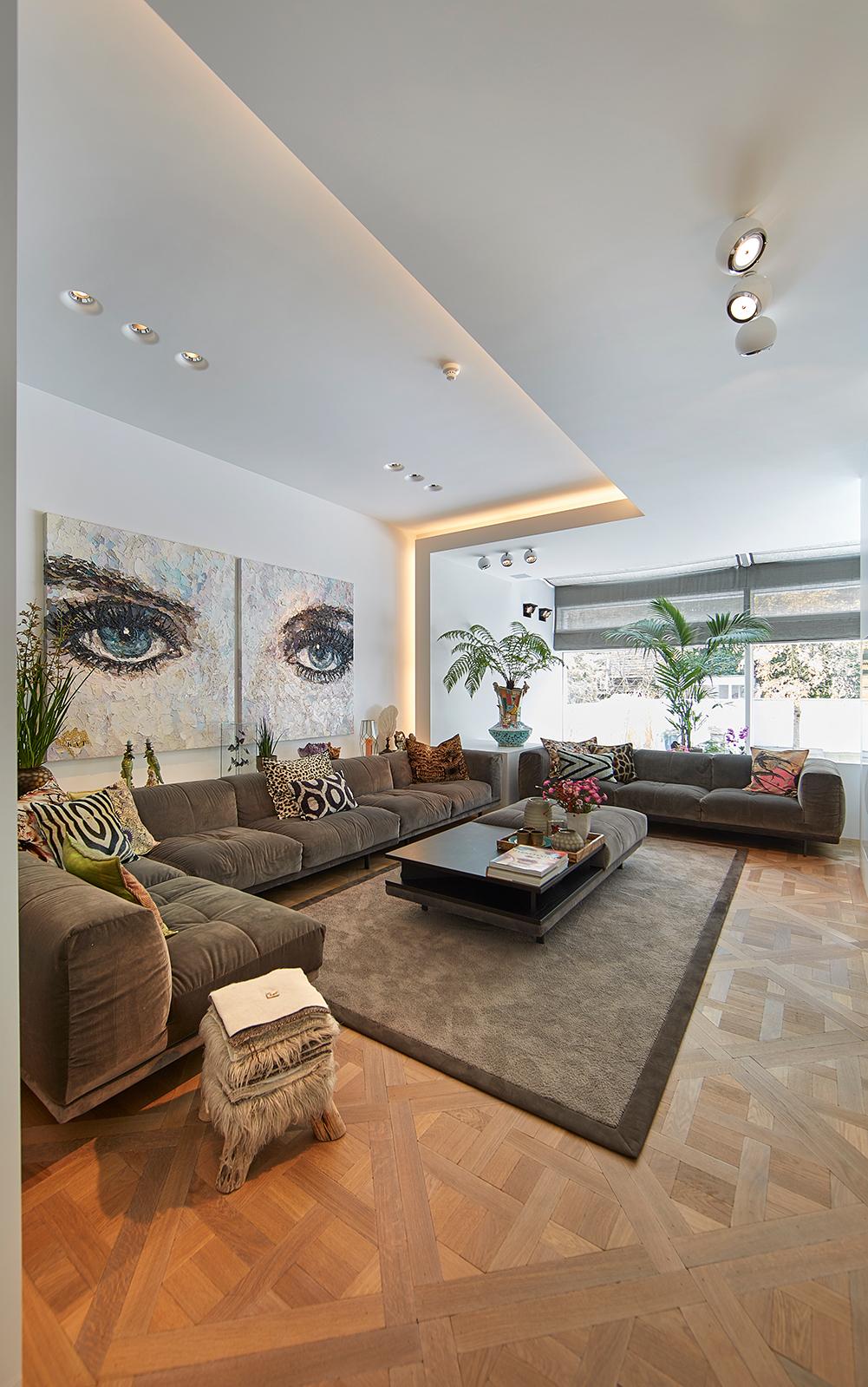 living, woonkamer inspiratie, bart van wijk