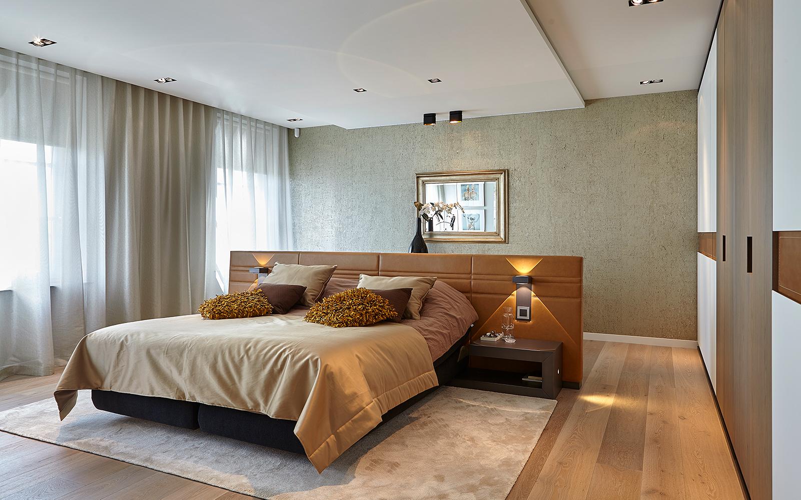 Eric Kant, master bedroom, inspiratie