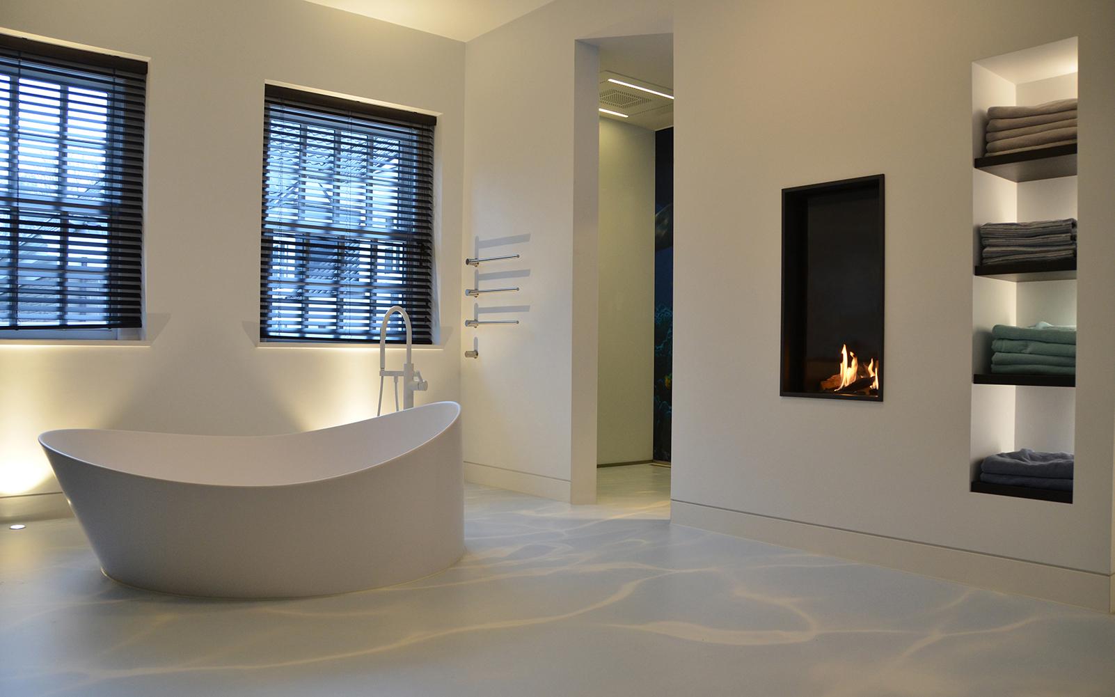badkamer inspiratie, drijvers, badkamer