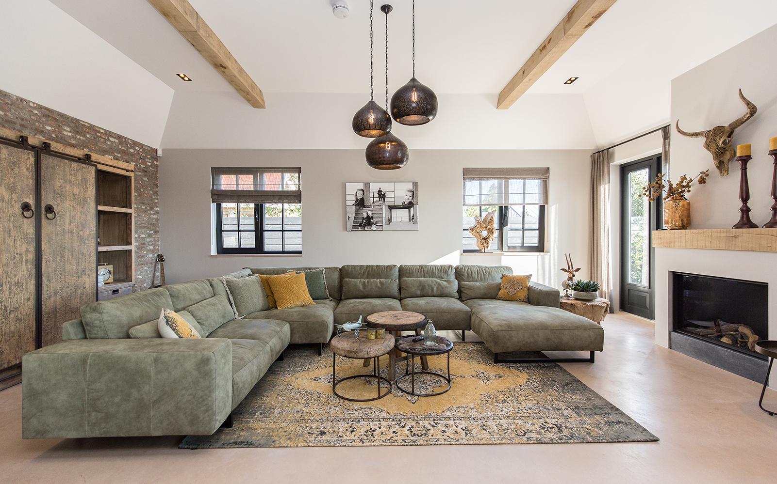 visie architecten, living