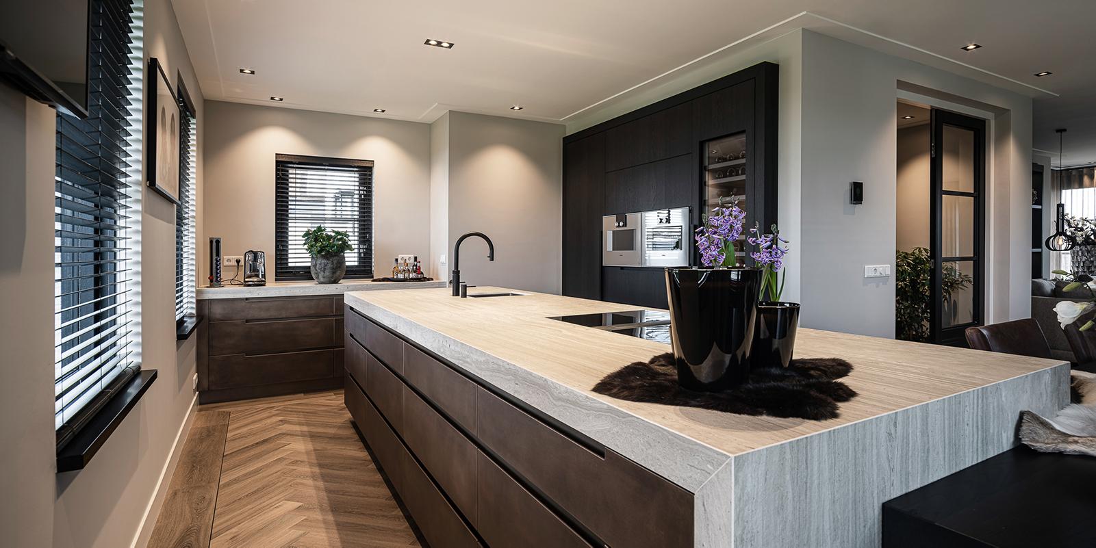 Moderne keuken. van essen keukens. the art of living