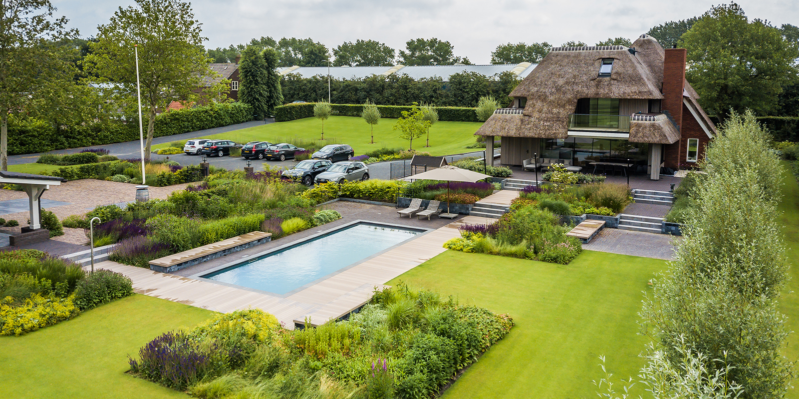 tuinontwerp, Hoveniersbedrijf van Rosmalen, tuinen, onderhoudsvriendelijk, allure