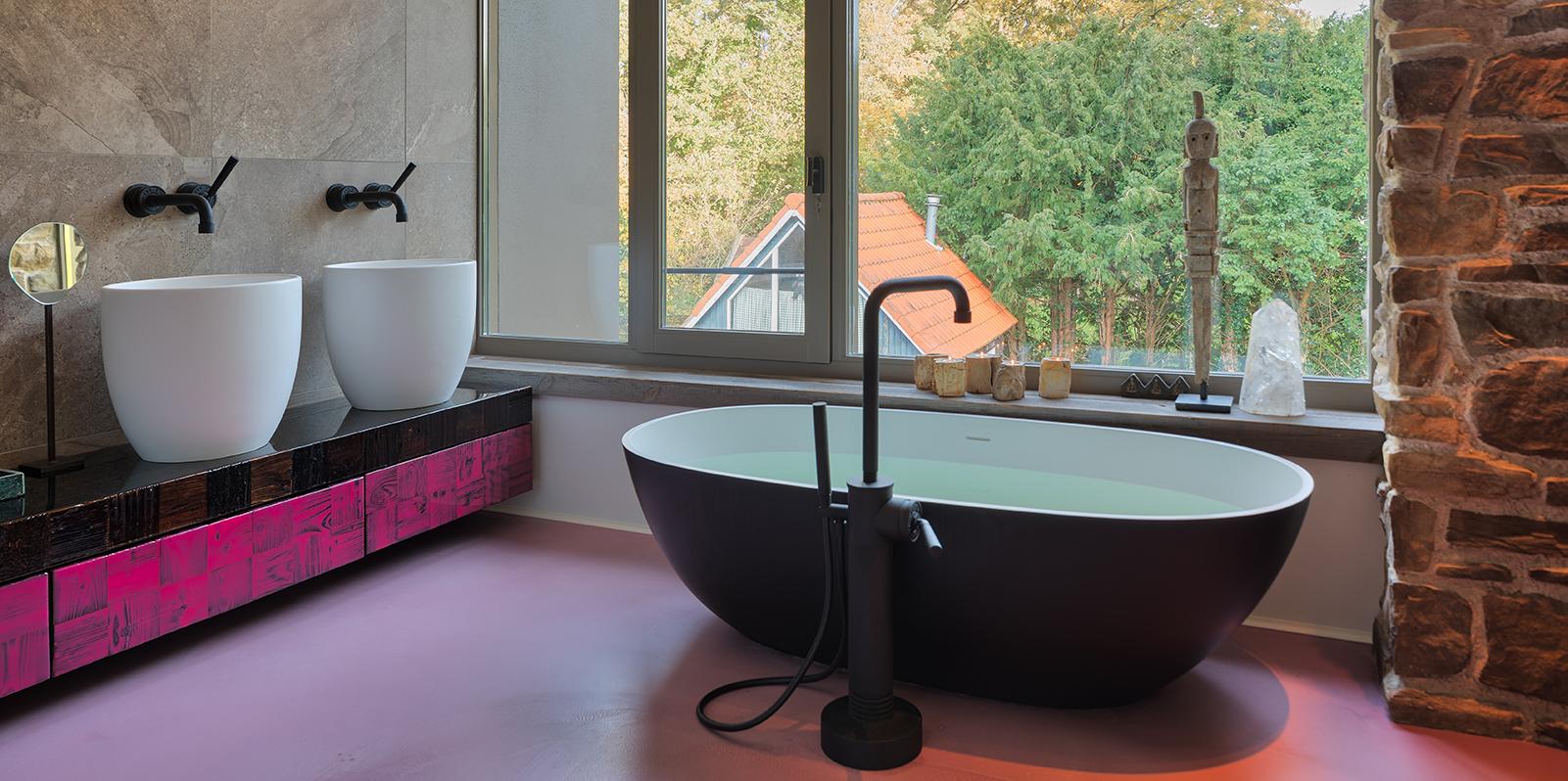 badkamer inspiratie, 5x mooiste badkamers