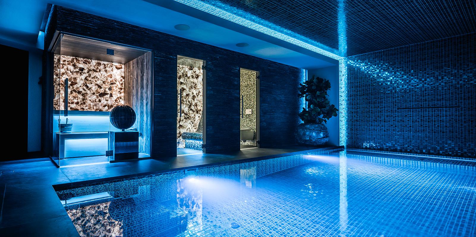 luxe wellness, inspiratie