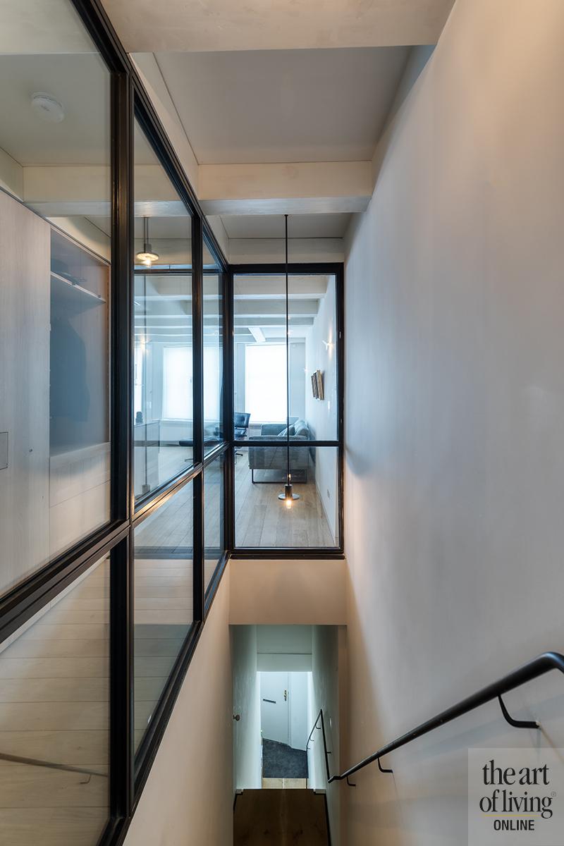 Monumentaal pand, Van Bergen Architectura, the art of living