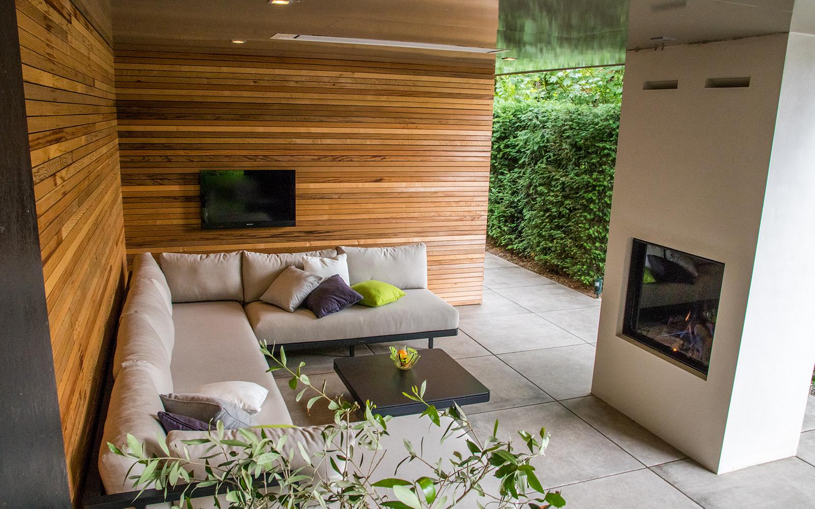 Stoop Tuinen, moderne tuin, architectuur