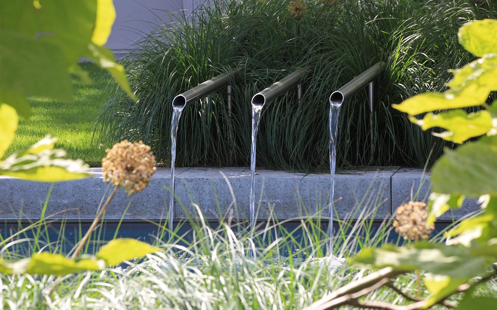 Stoop Tuinen, veranda, luxe tuin